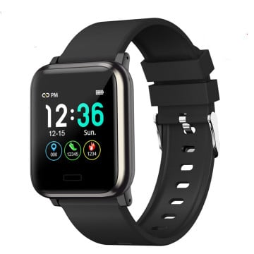 Vaku ® Fitness Tracker HR, Activity Tracker with 1.3inch IPS Color Screen Long Battery Life Smart Watch with Sleep Monitor Step Counter Calorie Counter Smart Bracelet for Women Men