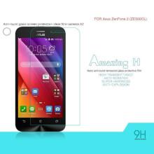 Dr. Vaku ® Asus Zenfone 2 / ZE500CL Ultra-thin 0.2mm 2.5D Curved Edge Tempered Glass Screen Protector Transparent