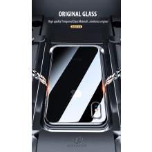Vaku ® Apple iPhone X / XS Bayer 1 Series with Anti yellow + Anti explosion TPE case
