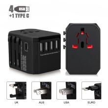 VAKU ® UNIVERSAL 150 CUBE TRAVEL Adapter with Quick USB Charging