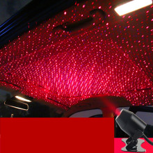 VAKU ® Car Roof Full Star / Meteor Projection Laser Car Interior Atmosphere Lights
