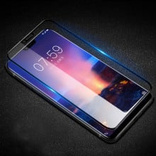 Dr. Vaku ® Oppo A7 5D Curved Edge Ultra-Strong Ultra-Clear Full Screen Tempered Glass