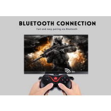 VAKU ® Wireless Bluetooth Gamepad Remote Controlled Joystick for PUBG iOS Android Mobile Phones