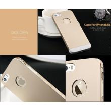 Totu ® Apple iPhone 5 / 5S / SE Designer Mellow Slim Aluminium Bumper Case / Cover