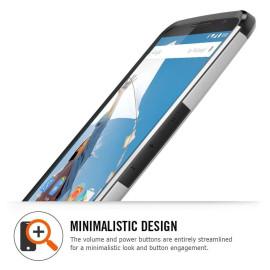 Spigen ® Motorola Google Nexus 6 Slim Armor Case Back Cover