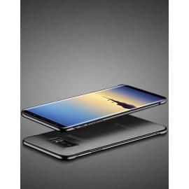VAKU ® Samsung Galaxy S8 Frameless Semi Transparent Cover