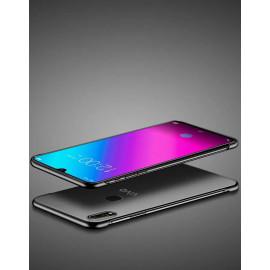 VAKU ® Vivo V9 / Y85 Frameless Semi Transparent Cover