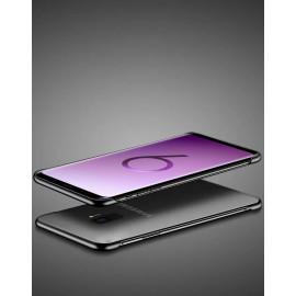 VAKU ® Samsung Galaxy S9 Frameless Semi Transparent Cover