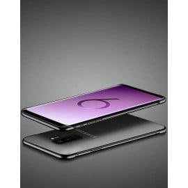 VAKU ® Samsung Galaxy S9 Plus Frameless Semi Transparent Cover