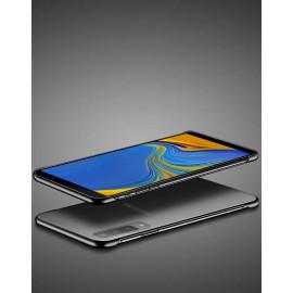 VAKU ® Samsung Galaxy A7 (2018) Frameless Semi Transparent Cover