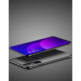 VAKU ® Vivo V15 Frameless Semi Transparent Cover