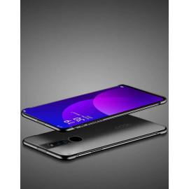 VAKU ® Oppo F11 Pro Frameless Semi Transparent Cover