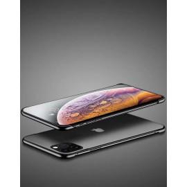 Vaku ® Apple iPhone 11 Pro Frameless Semi Transparent Cover