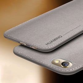 Vaku ® Oppo F1s Luxico Series Hand-Stitched Cotton Textile Ultra Soft-Feel Shock-proof Water-proof Back Cover