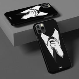 Vaku ® Apple iPhone 11 Pro Max Mr. Faceless Designer Print Back Cover