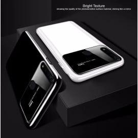 Vaku ® VIVO Z1 Pro Polarized Glass Glossy Edition PC 4 Frames + Ultra-Thin Case Back Cover