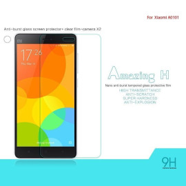 Dr. Vaku ® Xiaomi A0101 Ultra-thin 0.2mm 2.5D Curved Edge Tempered Glass Screen Protector Transparent