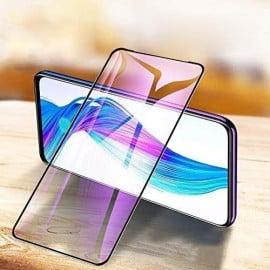 Dr. Vaku ® Vivo V17 Pro 5D Curved Edge Ultra-Strong Ultra-Clear Full Screen Tempered Glass -Black