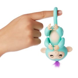 Brain Toys ® Finger Monkey with Multi-Touch, Sensors, Multi-Actions & Emotions for Brain Stimulation