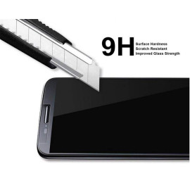 Dr. Vaku ® Vivo Y28 Ultra-thin 0.2mm 2.5D Curved Edge Tempered Glass Screen Protector Transparent