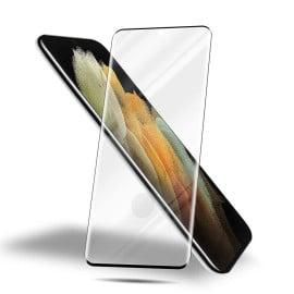 Dr. Vaku ® Samsung Galaxy S21 Ultra Nano Optic Curved Tempered Glass with UV Light