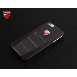 Ducati ® Apple iPhone 7 SCRAMBLER Series Genuine Leather Back Cover