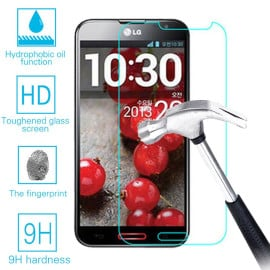 Dr. Vaku ® LG G Pro Lite Ultra-thin 0.2mm 2.5D Curved Edge Tempered Glass Screen Protector Transparent