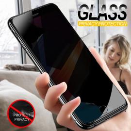 Dr. Vaku ® iPhone XS Max Anti-Peeping Light Reflecting Privacy Full Screen Tempered Glass