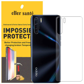 Eller Sante ® Oppo F15 Impossible Hammer Flexible Film Screen Protector (Front+Back)