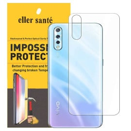 Eller Sante ® Vivo V15 Pro Impossible Hammer Flexible Film Screen Protector (Front+Back)
