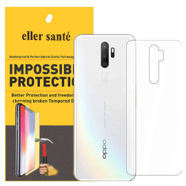 Eller Sante ® Oppo A9 2020 Impossible Hammer Flexible Film Screen Protector (Front+Back)