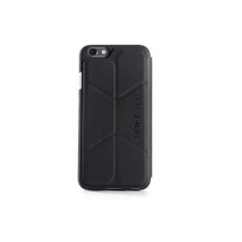ElementCASE ® Apple iPhone 6 / 6S Sof-Tec Wallet Folio Satin Hi-Tec Finish Suede Interior + Inbuilt Card Storage Flip Cover