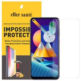 Eller Sante ® Samsung Galaxy M11 Impossible Hammer Flexible Film Screen Protector (Front+Back)