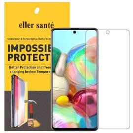 Eller Sante ® Samsung Galaxy M31 Impossible Hammer Flexible Film Screen Protector (Front+Back)