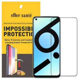 Eller Sante ® Realme 6i Impossible Hammer Flexible Film Screen Protector (Front+Back)
