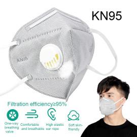 Dr.Vaku K95 5 Layer Respirator Reusable Protection Mask (Pack Of 5 )