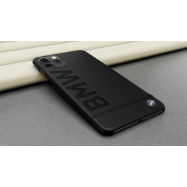 BMW ® For Apple iPhone 11 Pro Max Official Racing Leather Case Limited Edition Back Cover