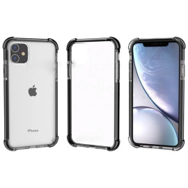 Luxos ® Apple iPhone 11 High-Drop Crash-Proof Ultra Curator Series Three-Layer Protection TPU Back Cover