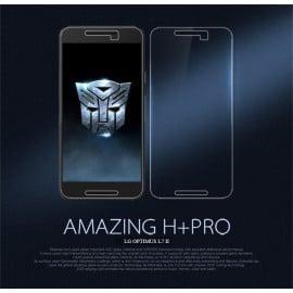 Dr. Vaku ® LG Optimus L7 II Ultra-thin 0.2mm 2.5D Curved Edge Tempered Glass Screen Protector Transparent