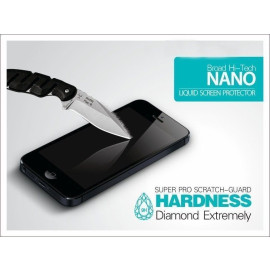 Nano ® Universal Universal Nano-Tech Invisible Liquid Oleophobic + 5H Hardness Ultimate Screen Protector / protector finish Invisible