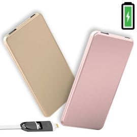 Xuenair ® Sleeko Aluminum 5000 mAh Power Bank