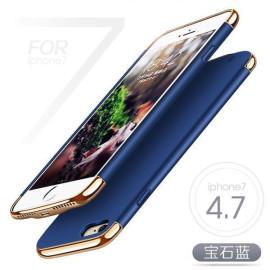 Joyroom ® Apple iPhone 7 Plus Clint Series 3000 mah inbuilt Powerbank Metal Electroplating Case Back Cover