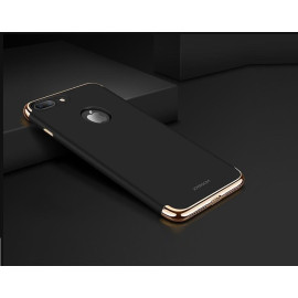 Joyroom ® Apple iPhone 6 / 6S Clint Series Ultra-thin Metal Electroplating Splicing PC Back Cover