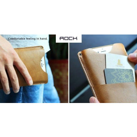 """Rock ® Universal upto 4.7"""" Universal Pouch Made of PU and microfiber material Pouch Case"""