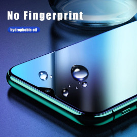 Dr. Vaku ® Redmi Note 8 5D Curved Edge Ultra-Strong Ultra-Clear Full Screen Tempered Glass-Black